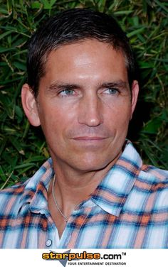 "Jim Caviezel ""Person Of Interest"" with amazing eyes"