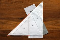 Never Tear Out Stitches Again! How to Make Paper-Piecing Easy ~ Bernina We All Sew Blog
