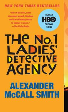 Book discussion at the Ruskin Branch Library April 2nd, 2014 at 1:00 PM. Check out these sample discussion questions: http://www.litlovers.com/reading-guides/13-fiction/745-no-1-ladies-detective-agency-smith?start=3