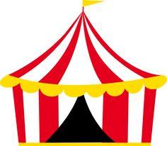 Tenda circo Montando
