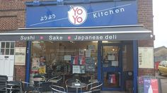 Hidden Gem: Yoyo Kitchen Japanese restaurant and takeaway in London