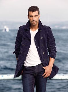 Ibrahim Celikkol para ELLE Man Turquía Noviembre 2014