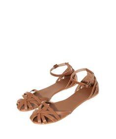 New look Tan sandals