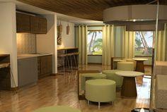 Patient Room Nurse Station Family/Patient Lounge