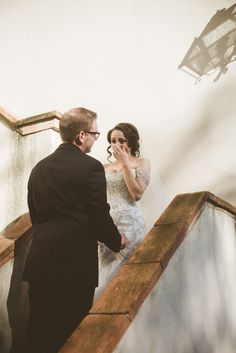 Priceless first look | Image by Serena Cevenini