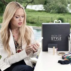 Subscribe to the Rachel Zoe Box of Style & get $450 worth of fashion, accessories & more for $100 & get $10 off with promo BOSAW16 #rachelzoe #zoereport #boxofstyle #fashion #fashiondelivered #fashionsubscriptionbox #rachelzoefashion #style #stylecode #rawfashionmagazine #gift #holiday #fashiontrends #accessories #chic #glamour #giftideas #boxoffashion #chic #glamarous #trend #tote #purse #handbag #jewelry