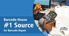Want to get the professional repair services for your barcode equipment? Barcode-House has a repair solution for you. With manufacturer trained bench techs, we have been repairing barcode equipments since 1996. All repairs include a 90-day warranty. http://barcode-house.com/repair/