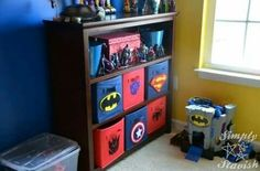Gonna make this to add to my baby's super hero themed room.