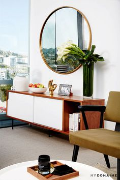 Tour the Stylish Office of a Los Angeles Production Company