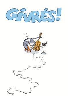 Front cover #lesgivrés