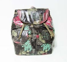 Convertible Backpack Purse Handbag by ColorMeDesigns on Etsy, $80.00