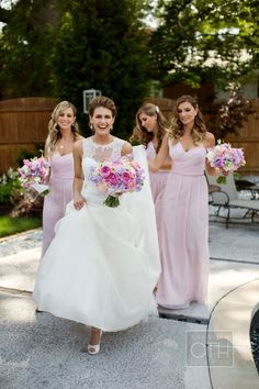 We bring you some top tips and inspiration to help you start the hunt for the perfect bridesmaid dresses! 1) COLOUR:After you have decided on and asked your lovely bridesmaids, the first thing you…