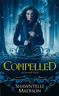 Cover Reveal for COMPELLED by Shawntelle Madison, cover by Nathalia Suellen aka Lady Symphonia