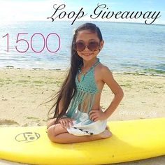 Go here next  @violetslittleshop  We are celebrating @seasea_vy reaching 1500 followers with a LOOP GIVEAWAY! Seasea's favorite shops and fashionista friends means LOTS of chances to WIN! Follow the directions below to enter and have fun!   1. Follow me @hadleydesignsca I'm giving away a crochet fringekini top in any size and custom color  2. Follow ALL Accounts involved  3. Like this Post ( This is your entry. We will be checking! )  4. Go through the loop Completing steps above. When you…