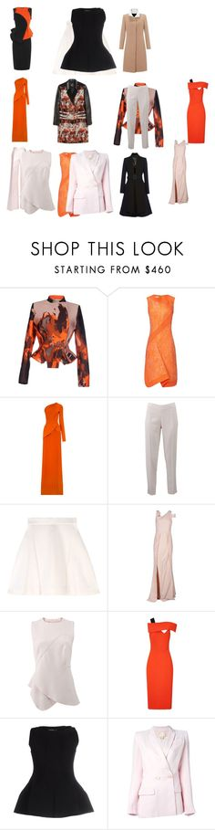 """Untitled #3384"" by luciana-boneca on Polyvore featuring Antonio Berardi, Lanvin, women's clothing, women, female, woman, misses and juniors"