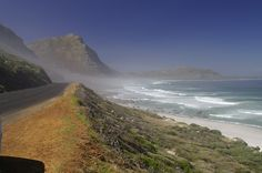 Scenic drive at Cape Point