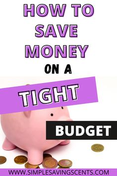 Ways To Save Money, Money Tips, Money Saving Tips, How To Make Money, Saving For College, Young Family, Frugal Tips, Investing Money, Tight Budget