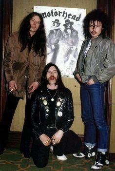 Eddie Clarke/Lemmy Kilmister/Phil Taylor
