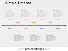 Six phase development planning timeline roadmapping powerpoint free editable simple timeline powerpoint diagram toneelgroepblik Choice Image