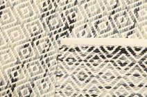 Mattoja kudotaan yleensä Intian Dorrissa mutta jonkin verran myös maan muissa osissa. Intialaisella kelim-kudonnalla valmistettu villamatto on kaksipuolinen, joten se voidaan tarvittaessa kääntää toisinpäin. Lue lisää Indo-matoista...