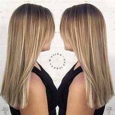 Rooty blondes  & that blend tho... #hairbyashleypac #hair#haircolor#hairstyle#hairdo#hairpics#hairideas#balayage#rootyblonde#colormelt#highlight#highlights#longhair#haircut#pretty#girl#prettyhair#dimension#gorgeous#beauty#fashion#style#btcpics#behindthechair  @behindthechair_com  @modernsalon  @mastersofbalayage