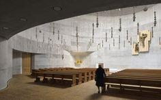 #SacredSpaces Don Bosco Church in Maribor by DANS arhitekti in Slovenia
