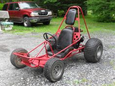 dingo go kart rear axle - Google Search