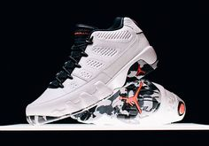 A Closer Look At The Air Jordan 9 Low Designed For The Jordan Brand Classic