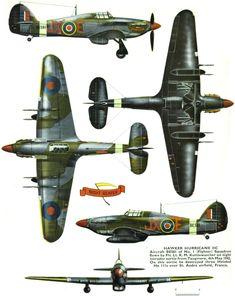 Hawker Hurricane - BFD
