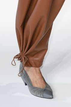 Stella McCartney at Paris Fashion Week Spring 2018 - The Most Daring Runway Shoes at Paris Fashion Week - Photos