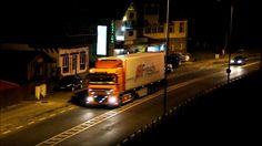 30 seconds of night traffic