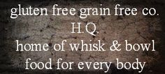tania hubbard - gluten-free, grain-free author