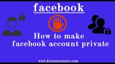 How to Private Your Facebook Account 2017 Full Method
