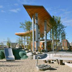 8 great Toronto playgrounds