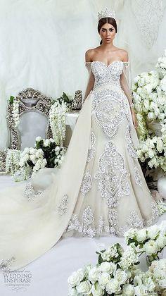 Wedding Dress from Dar Sara 2016
