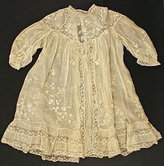 Child's Dress 1905 The Metropolitan Museum of Art