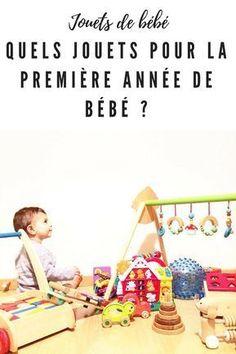 Quels sont les jouets qu'a utilisé notre bébé pendant sa 1ère année ? On fait le point ! #jouet #jouetbébé #1an