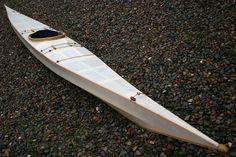 Skin On Frame Kayak | skin-on-frame greenland kayak