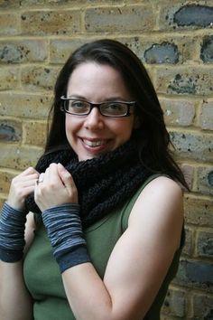 knifty knitter cowl