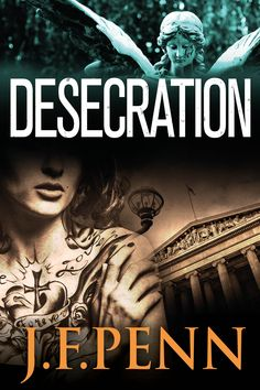 Desecration (London Psychic Crime Thrillers #1)