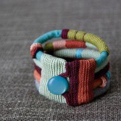 Maria Kjoo - Crochet Cuff /;)
