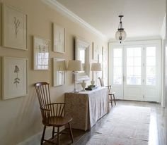Skirted table; console table? DIY w/ shelves for toy baskets?