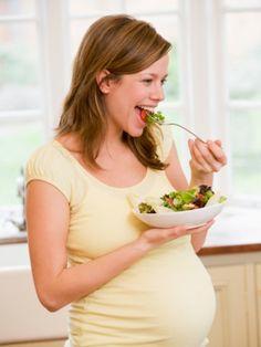 Der Eisenbedarf einer Schwangeren verdoppelt sich auf 60 mg täglich.