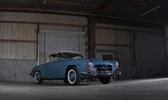 1962 190 SL MORPHY AUCTIONS.