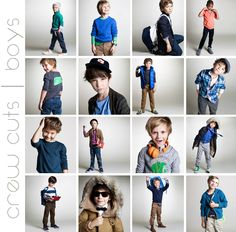 Crew Cuts Kids by J.Crew...still the best US brand clothing for kids!!!