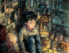 Les 5 coses que m'apassionen del món de Harry Potter