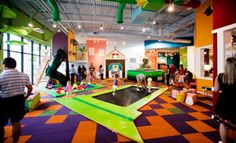 Groupon - $ 25 for Five Indoor-Playground Visits to A Latte Fun Indoor Playground and Café (Up to $ 54.75 Value). Groupon deal price: $25.00