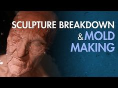 <img> Makeup Effects Tutorial – Character Makeup: Sculpture Breakdown & Mold Making Part 2 with Bruce Spaulding Fuller - Prosthetic Makeup, Sfx Makeup, Cinema Makeup School, Zbrush, 3d Art Projects, Monster School, Cement Art, Sculpture Lessons, Character Makeup