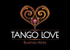 TANGO LOVE (Buenos aires). Logo design for tango show & bistro. 2015