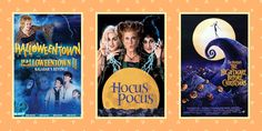 Grab some candy and pop in one of these classic Halloween flicks for a ~spooky~ night in.